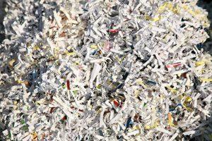 Papiervernietiging